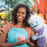 Michelle Obama Is Starring in a Kids Food Show on Netflix—and It's Called Waffles + Mochi