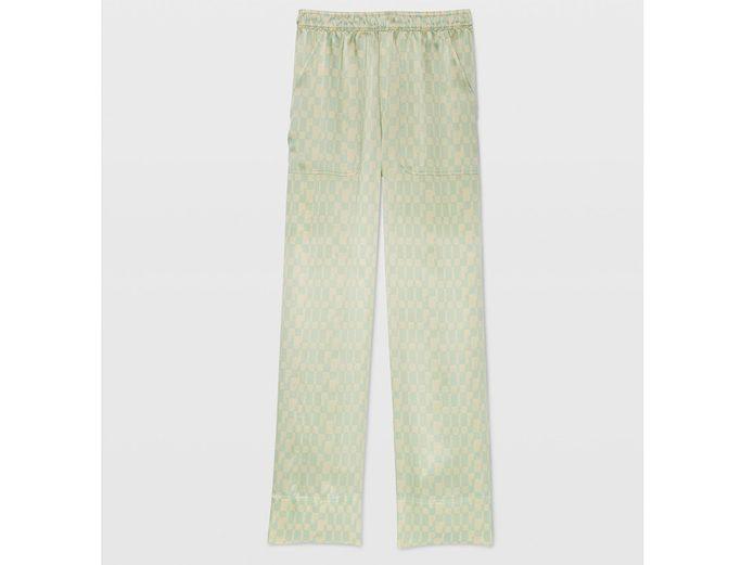 Best Loungewear Spring Club Monaco Silk Pants
