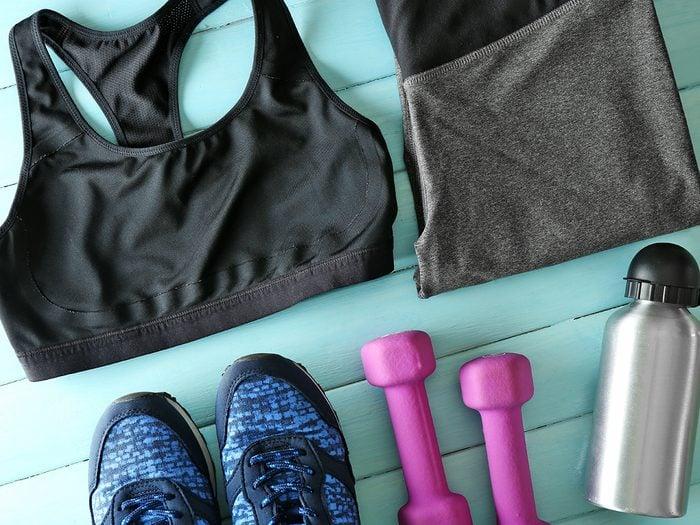 Rewear Workout Clothes Hero