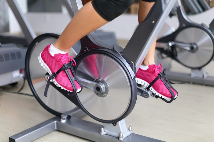 peloton compatible shoes   Exercise,bike,with,spinning,wheels.