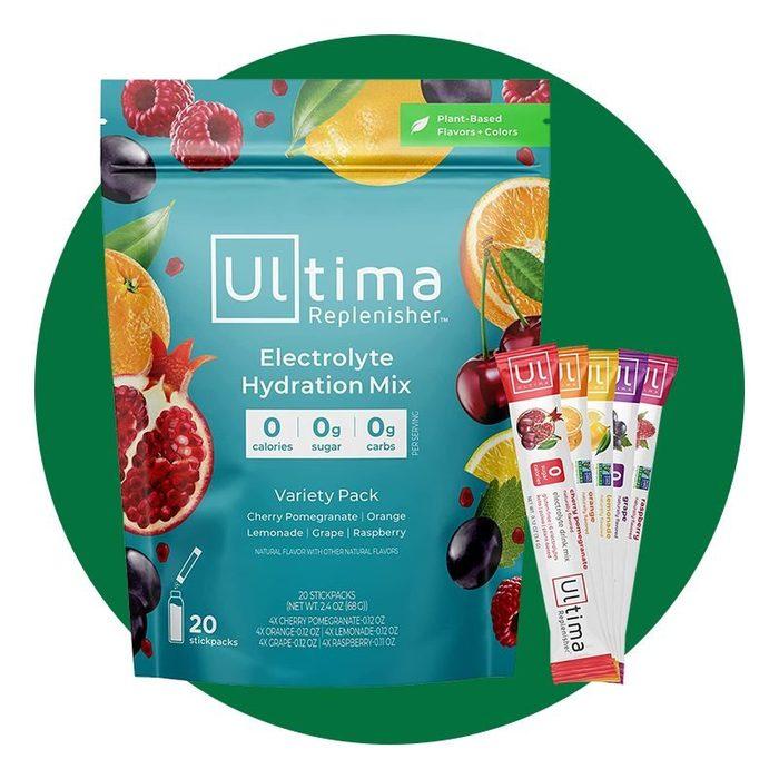 Ultima Replenisher Electrolyte Hydration Powder