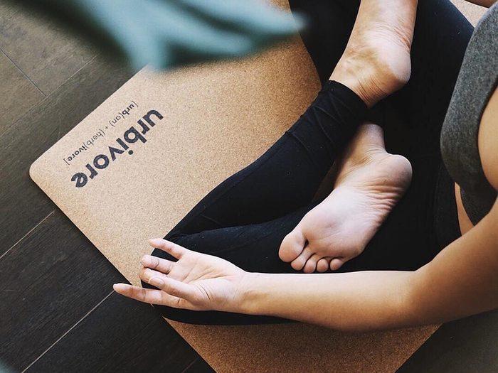 Eco Friendly Yoga Mat Urbivore