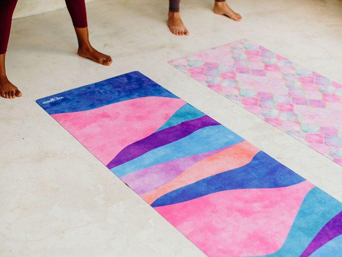 Eco Friendly Yoga Mats Canada