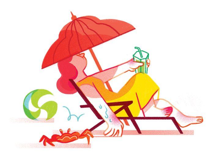 Sweaty Gal Sunscreen Guide Hero