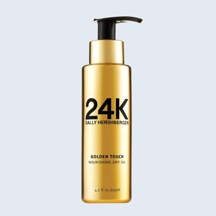 24k Sally Hershberger Dry Hair Oil   products for frizzy hair