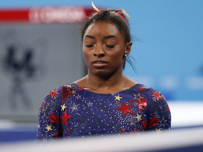 Simone Biles Mental Health 2020 Tokyo Olympic Games Inline