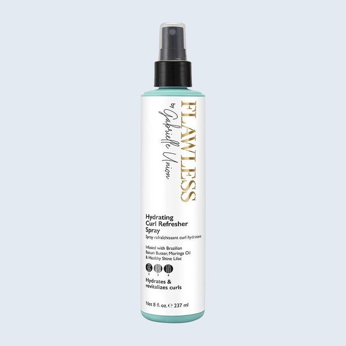 Flawless Hydrating Curl Spray   products for frizzy hair
