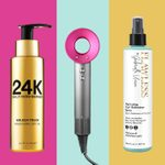 18 Products to Tame Frizzy Summer Hair